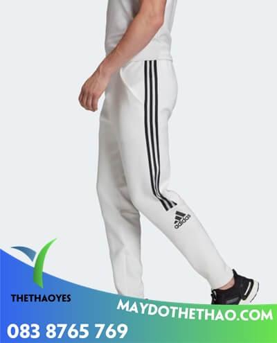 may quần thun nam adidas rẻ