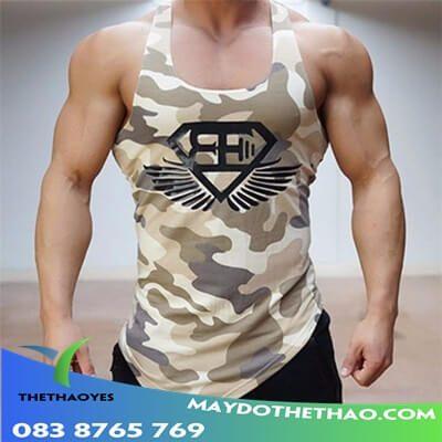 áo ba lỗ nam body tphcm 2019