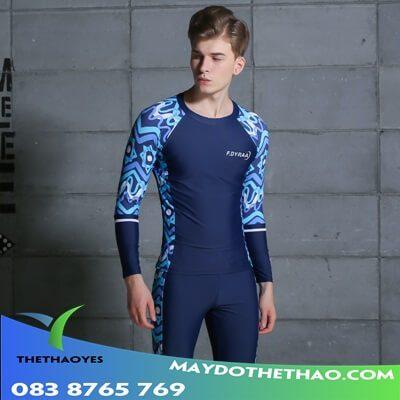 áo bơi tay dài nam xuất khẩu