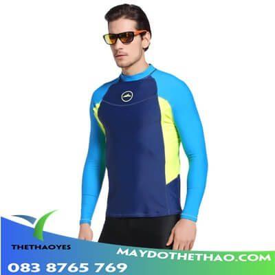 áo bơi tay dài nam đẹp