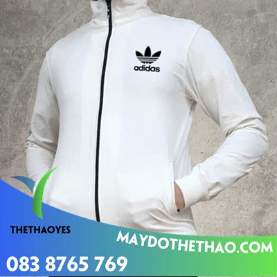 may áo khoác adidas 2019