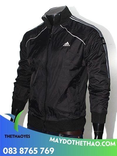 áo khoác dù adidas nam chính hãng