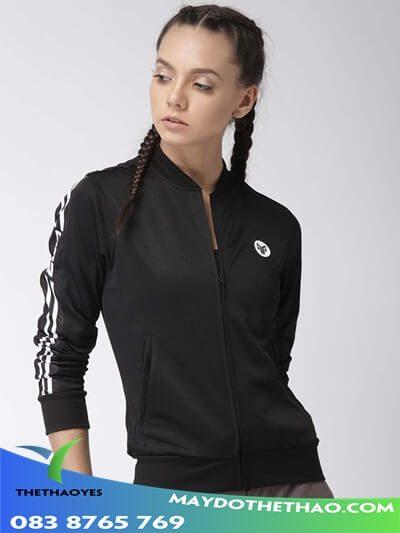 áo khoác gym nữ mùa hè
