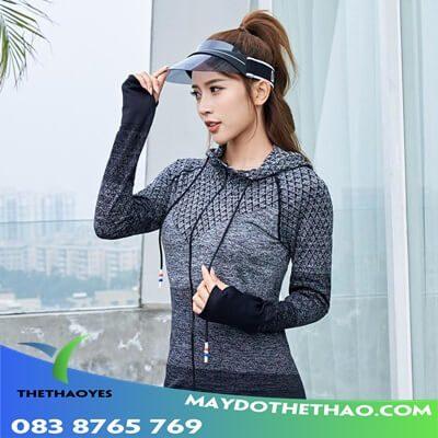 áo khoác gym nữ fake