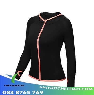 áo khoác gym nữ đẹp