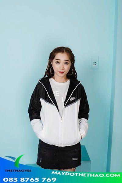 áo khoác thể thao nữ đẹp