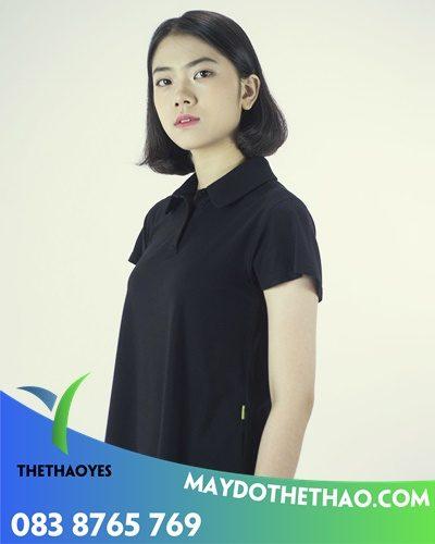 công ty may áo phông cổ bẻ nữ 2019