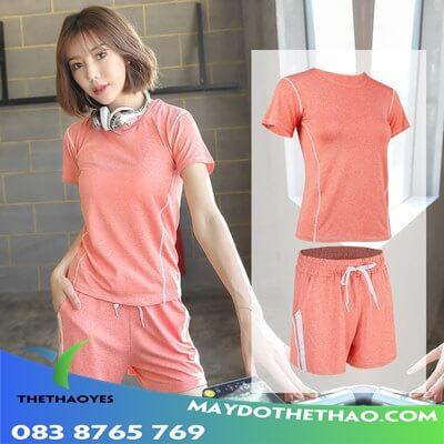 đồ bộ thể thao nữ lining