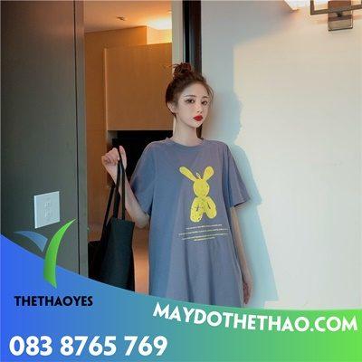 may áo phông nữ cao cấp