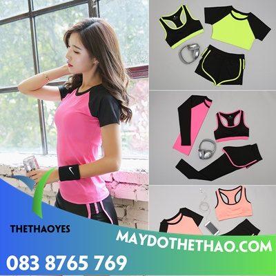 công ty may quần chạy bộ nữ
