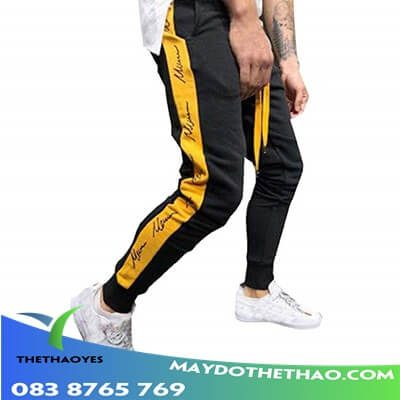 quần dài chạy bộ nam size lớn