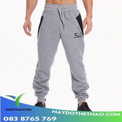 quần dài chạy bộ nam bộ
