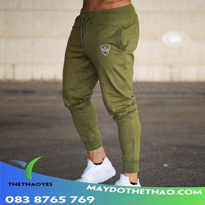 quần dài tập gym nam body
