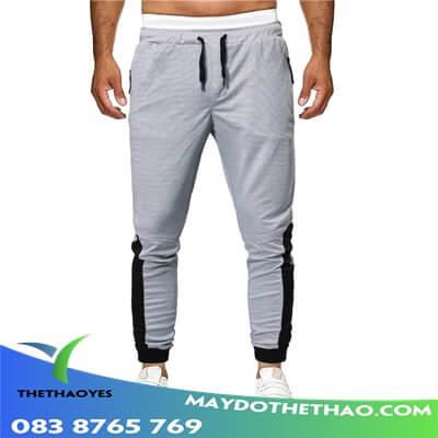 quần dài tập gym nam xuất khẩu