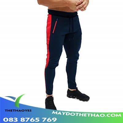 quần dài tập gym nam fake
