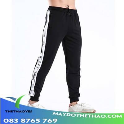 quần dài chạy bộ nam vnxk