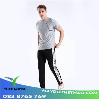 quần dài chạy bộ nam giá rẻ
