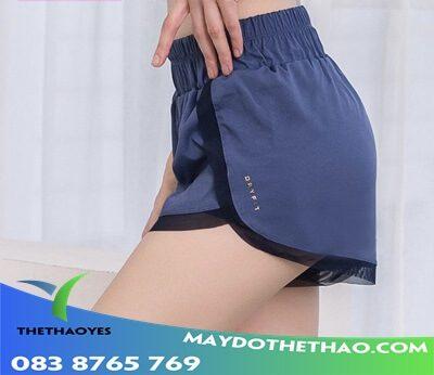 quần đùi thể thao nữ rẻ