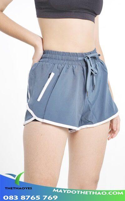 quần đùi thể thao nữ giá rẻ