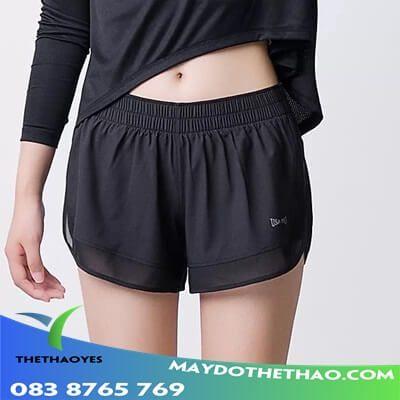 quần đùi thể thao nữ 2021