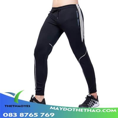 quần dài tập gym nam chất lượng