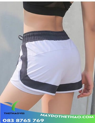 mua quần short nữ thể thao