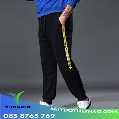 quần dài thể thao nam size lớn sỉ