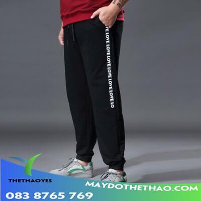 quần dài thể thao nam size lớn lững