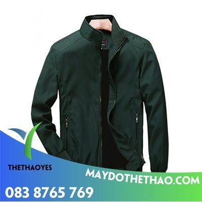 may áo khoác đồng phục công ty giá rẻ
