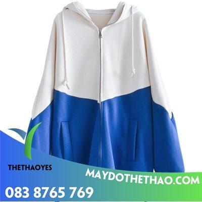 may áo khoác đồng phục học sinh cao cấp