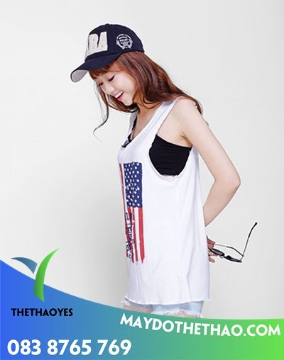 áo tank top nam