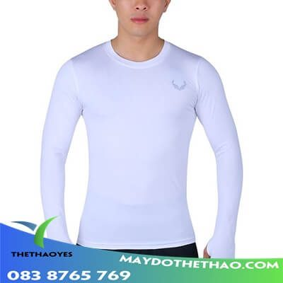 áo thun tay dài nam cotton