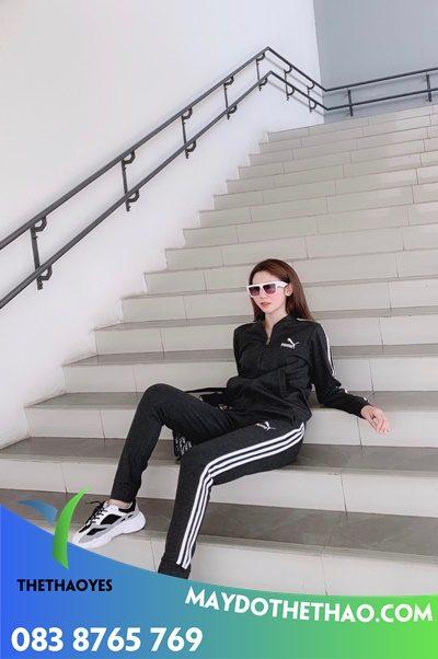 xưởng may quần áo thể thao nike adidas