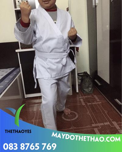 bán võ phục karate