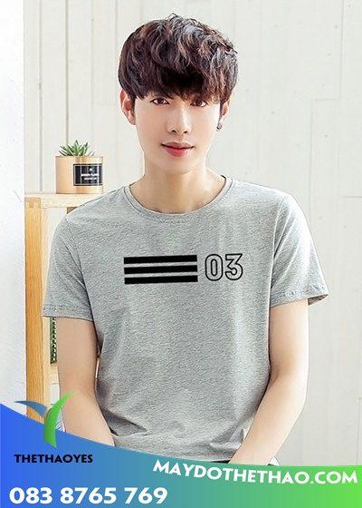 áo thun free size nam