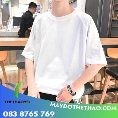 phối đồ với áo thun free size