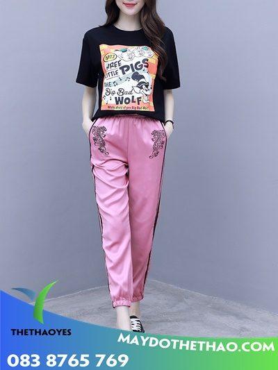 quần thun nữ đẹp giá rẻ