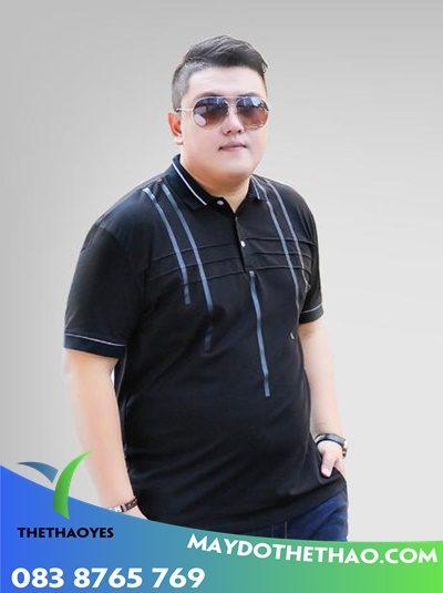 xưởng may áo thun nam big size tphcm quận 1
