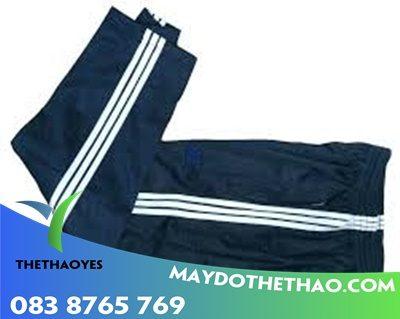 may quần áo thể thao trẻ em
