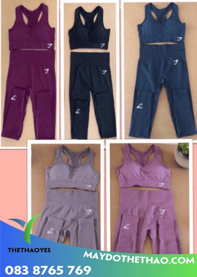 may quần áo gymshark cao cấp ở đâu giá rẻ?