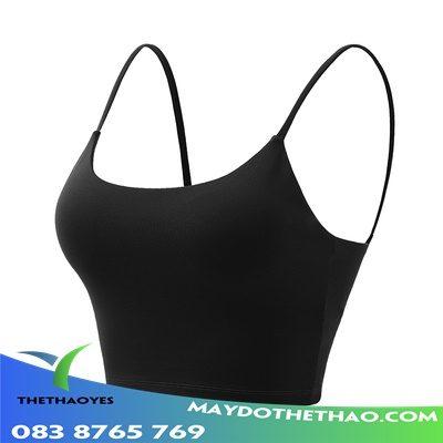 mẫu áo bra thể thao