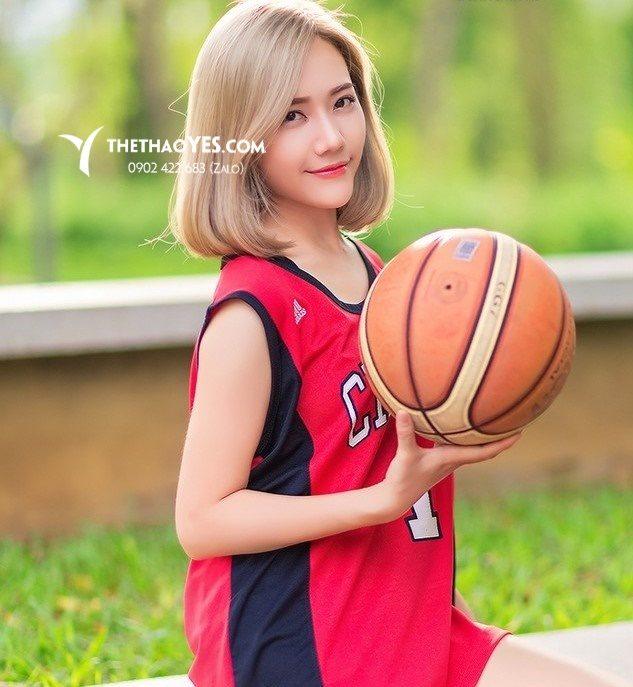 xưởng may đồng phục bóng rổ nữ đẹp cao cấp ở đâu?