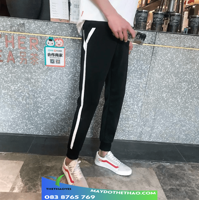 xưởng may quần áo thể thao nam puma chất lượng