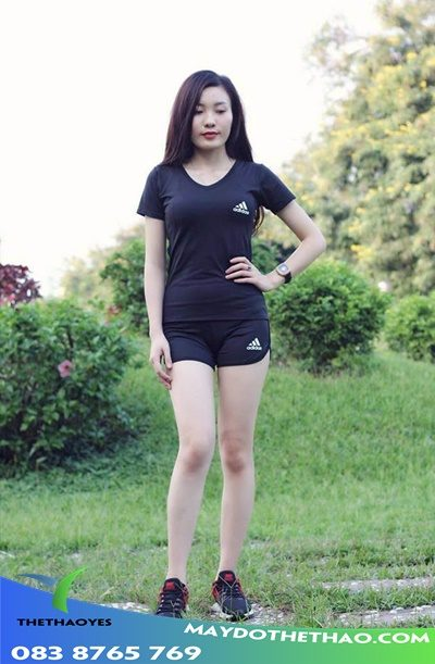 quần thể thao nữ adidas