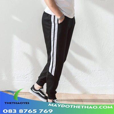 quần 2 sọc adidas nữ