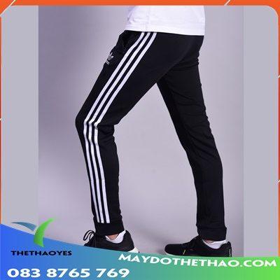 may quần áo gió thể thao nam