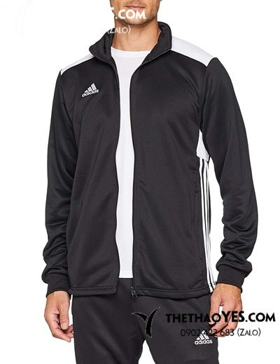 may áo khoác thể thao nam adidas