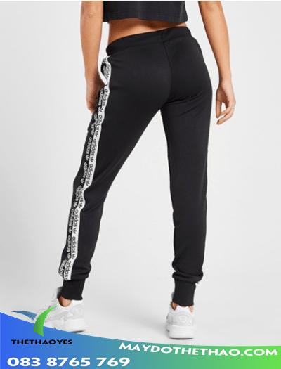 may quần jogger nữ adidas