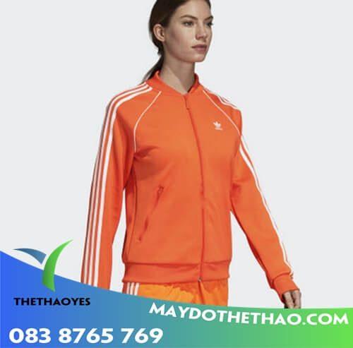 áo khoác nữ adidas xuất khẩu