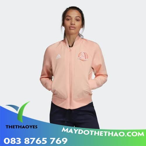 áo khoác dù nữ 1 lớp